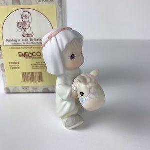 Precious Moments nativity figurine